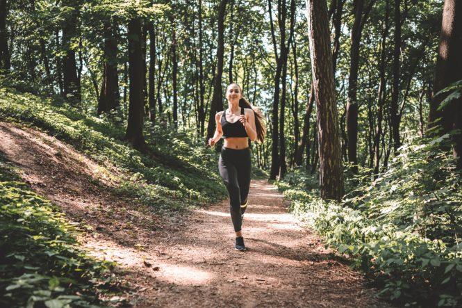5 staników do biegania