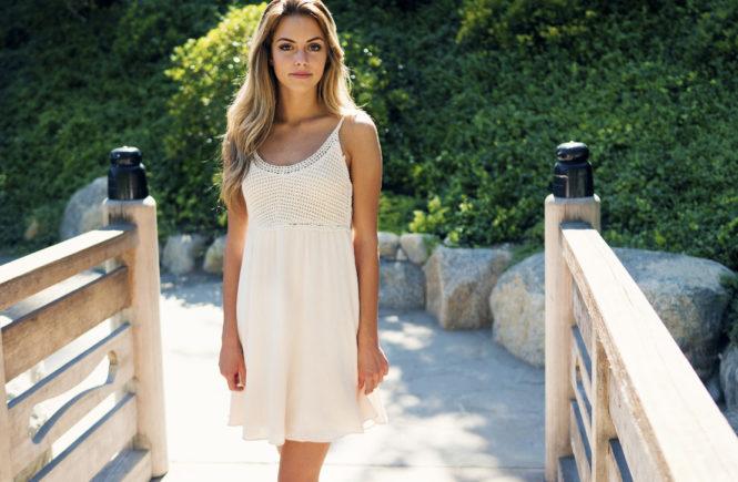 Jaki stanik do sukienki na cienkich ramiączkach